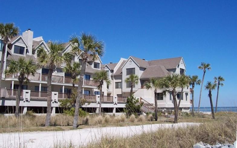644 Newhaven - Right On The Beach - Pool & Restaurant Just Steps Away! - Fripp Island Oceanfront Condo - Free Amenity Cards - Fripp Island - rentals