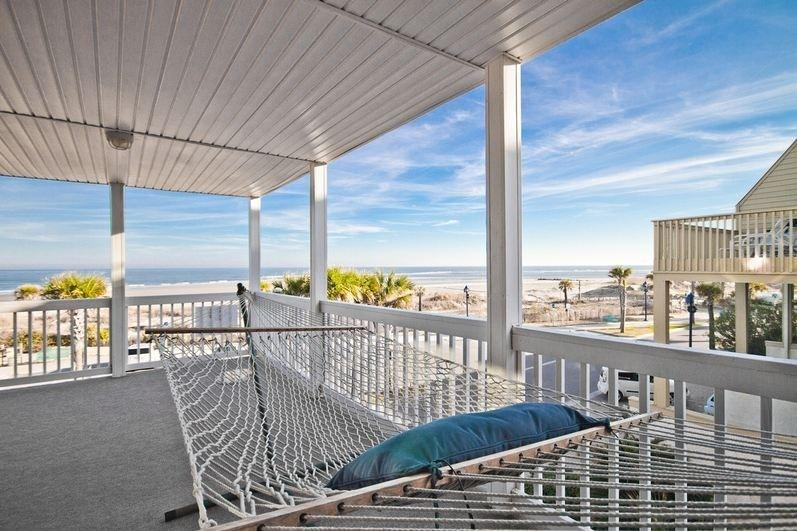 3BR/2BA! All Oceanfront Views! - Image 1 - Tybee Island - rentals