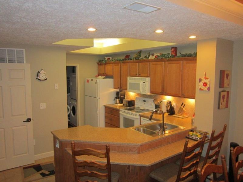 kitchen, fully stocked - Lakefront, Table Rock Lake,two king suites/wi/fi - Hollister - rentals