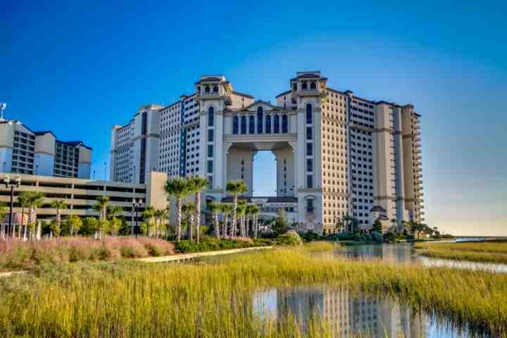 3RD FLOOR, JASMINE BUILDING - Oceanfront North Beach Plantation Luxury Condo 2 BR 2 BA. 2.5 Acres of Pools - North Myrtle Beach - rentals