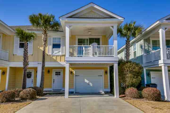 Luxury North Beach Plantation 2BR 2BA/2.5 Acres Pools,Swim Up Bar. Sleeps 8. St. Kitts 5014 #2 - Image 1 - North Myrtle Beach - rentals