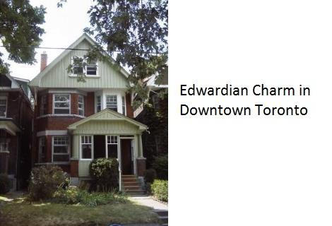 The front or our house on a quiet, shaded street. - Edwardian Comfort in the Heart of Toronto - Toronto - rentals