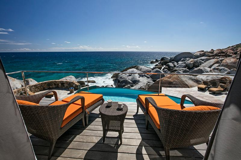 Batu Villa - Ideal for Couples and Families, Beautiful Pool and Beach - Image 1 - Virgin Gorda - rentals