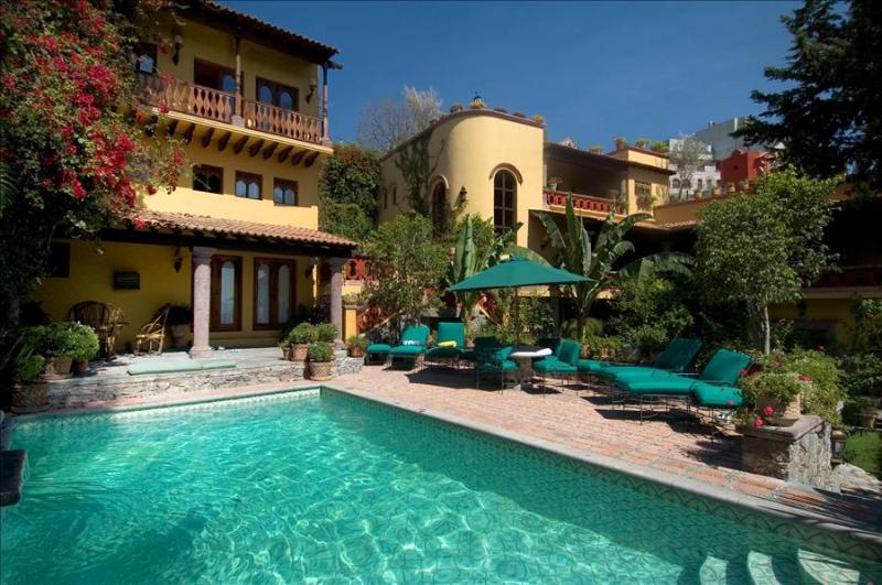Casa Chorro - Image 1 - San Miguel de Allende - rentals