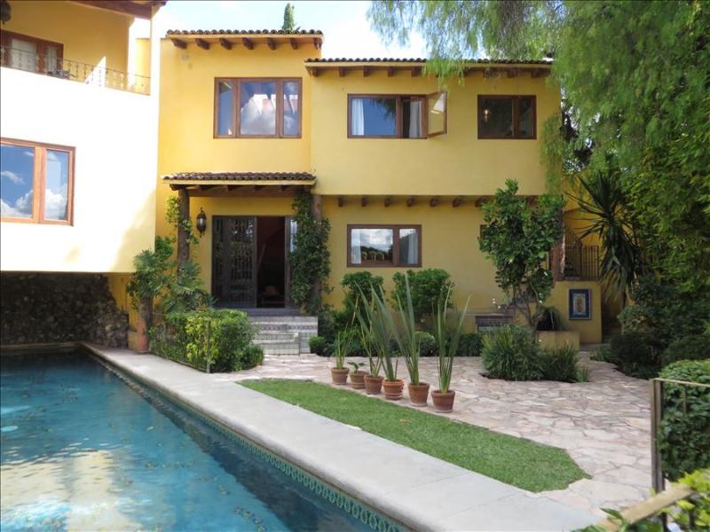 Casa Villas - Image 1 - San Miguel de Allende - rentals