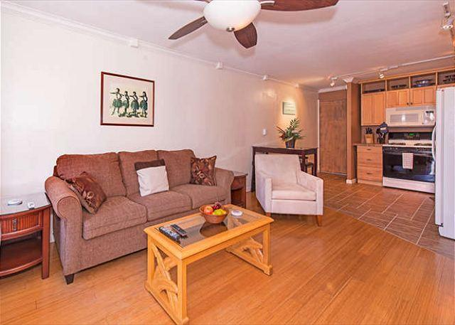 Newly Remodeled Condo Close Walk to Beaches - Image 1 - Honolulu - rentals