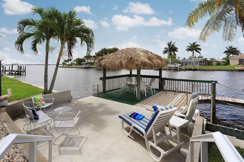 Panoramic River Views & Tropical Luxury Living! - Image 1 - Cape Coral - rentals