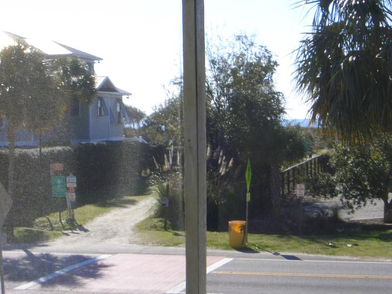 Oceanview from upper porch - MELLOW YELLOW - Isle of Palms - rentals