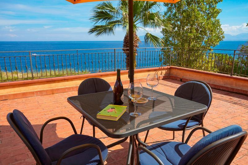 Villa on the sea in Scopello - Image 1 - Castellammare del Golfo - rentals