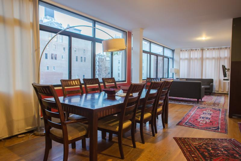 Lower floor - Huge 6 Bedroom, 2 Bath Soho Nolita Duplex Loft - New York City - rentals
