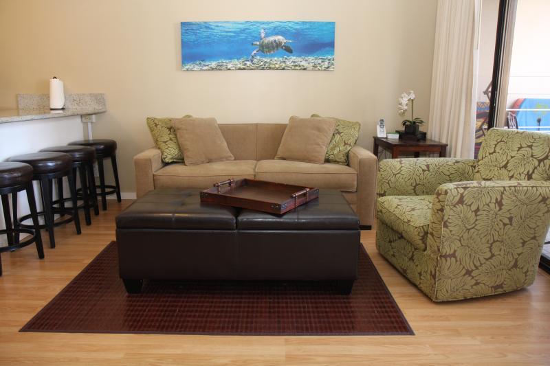Waikiki Banyan 1 Bedroom Condo, 4/16-5/31  139/nt. - Image 1 - Honolulu - rentals