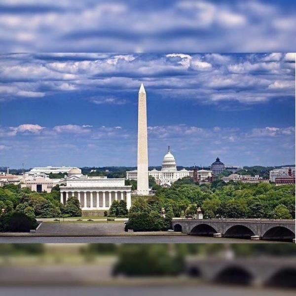 Close metro ride to the National Mall @ Nation's Capitol - Guest Suites at Rhode Island Ave NW - Near WDCC - Washington DC - rentals