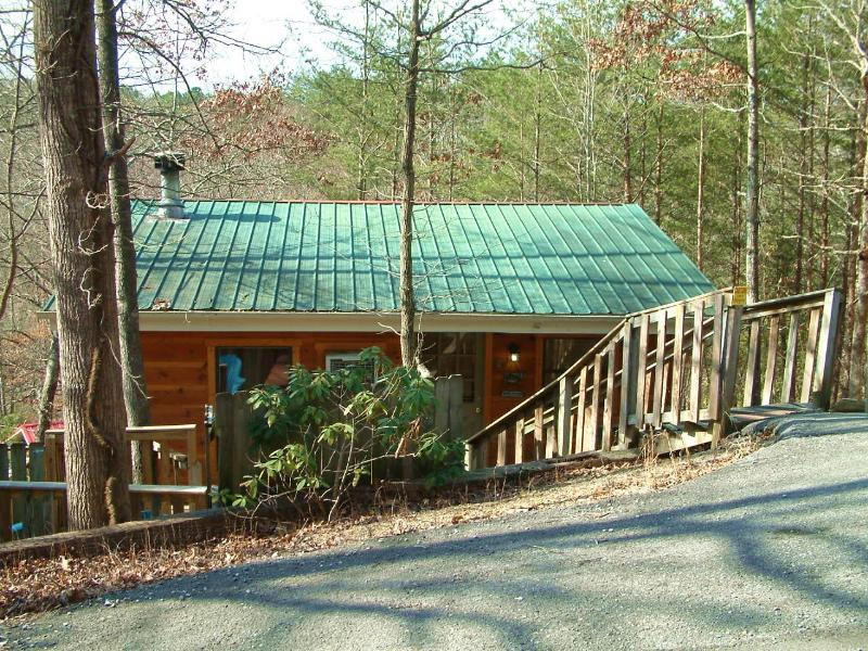 Apple Jack Cabin   1Br  1 mile from Pigeon Forge - Image 1 - Pigeon Forge - rentals