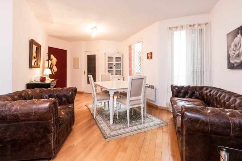 Château - delightful one bedroom apartment - Image 1 - Nice - rentals