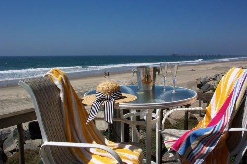 WELCOME to Glorious San Diego. ULTRA VACATION!! - WOW! ONE of OUR BEST LUXURY OCEANFRONT Condos on - Imperial Beach - rentals