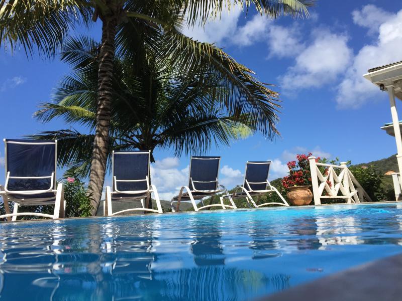 3 Bedroom Villa on Lambert Beach-Pool / 2 Kayaks! - Image 1 - Sage Mountain National Park - rentals