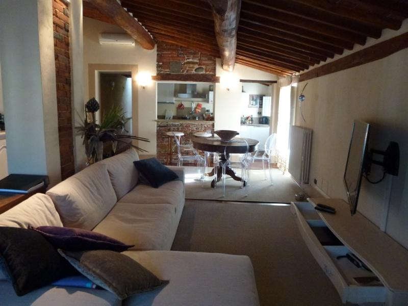 Elegant 2 br apartment, bright and cozy. - Image 1 - Lucca - rentals
