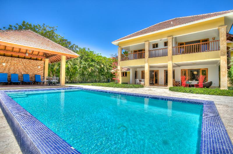 Beautiful 5 Bedroom Villa - Image 1 - Punta Cana - rentals