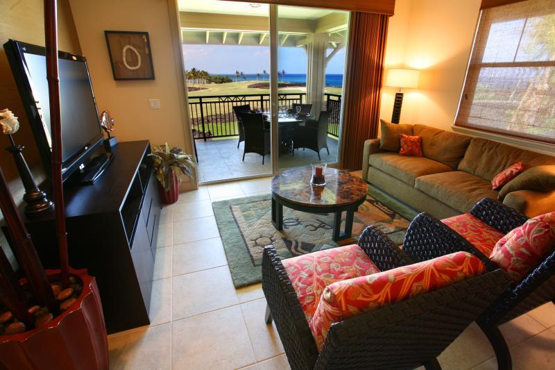 Hali'i Kai 12D Oceanfront Luxury Villa - Image 1 - Mauna Lani - rentals