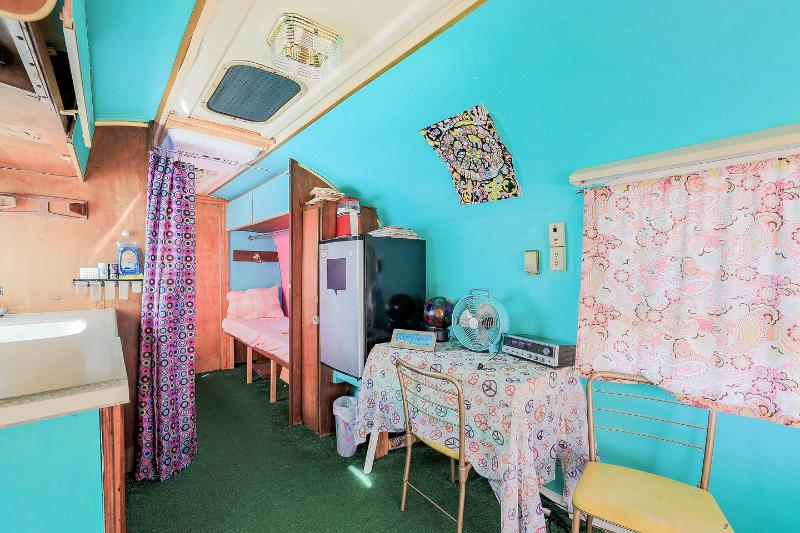 The Bedroom - Vintage  Airstream near Everglades - Homestead - rentals
