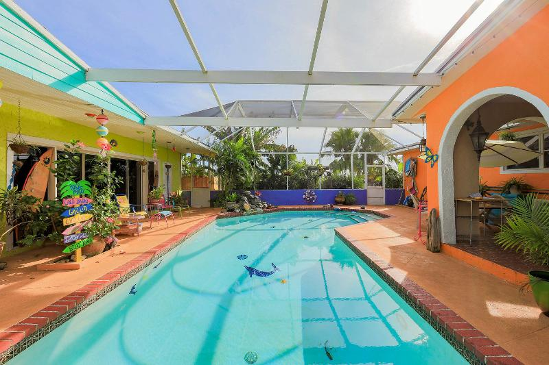 The Pool - Private Pool House Near Everglades and Keys - Homestead - rentals