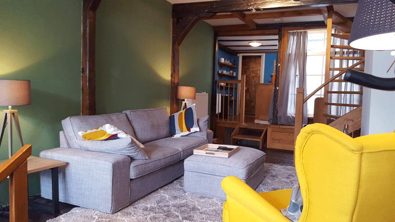 Living room - Canal Look B&B - Amsterdam - rentals