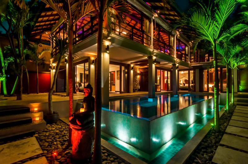Villa and Pool - LUXURY, SEAVIEW, BEST LOCATION, BOPHUT HILLS - Mae Nam - rentals