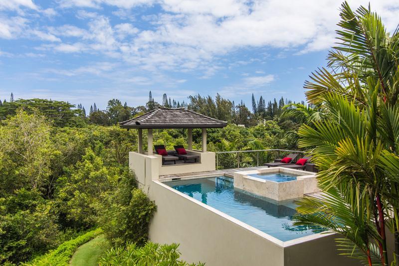 Balinese Contemporary 3 Bedroom Masterpiece - Image 1 - Princeville - rentals