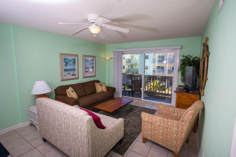 Just Steps to the Gulf of Mexico -Great Gulf View - Image 1 - Pensacola Beach - rentals