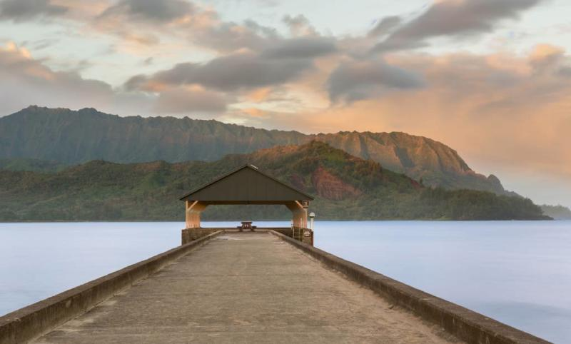 Beautiful Hanalei Bay - Cottage On Hanalei Bay - Walk to town... - Hanalei - rentals