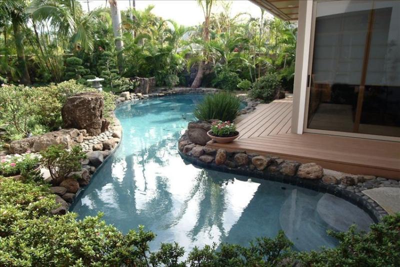 Award Winning Architect-Luxury Kahala 5  bedroom - Image 1 - Honolulu - rentals