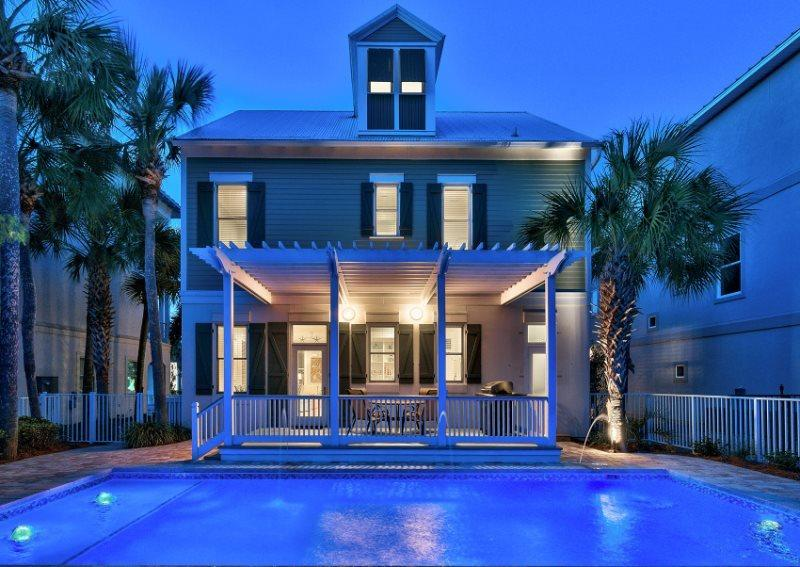 Community Pool - Happy Go Lucky: Fully Renovated, Private Pool!! - Miramar Beach - rentals