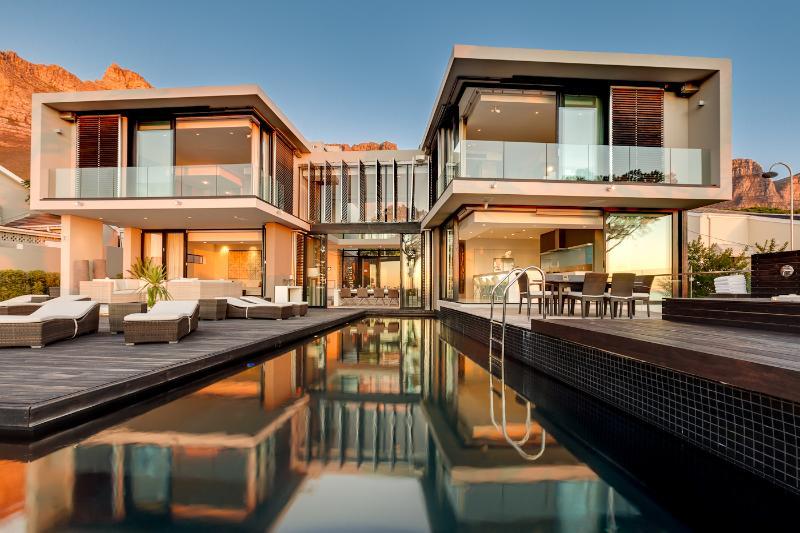 Serene, Surreal, Ultra Modern Camps Bay Villa 6bed - Image 1 - Camps Bay - rentals