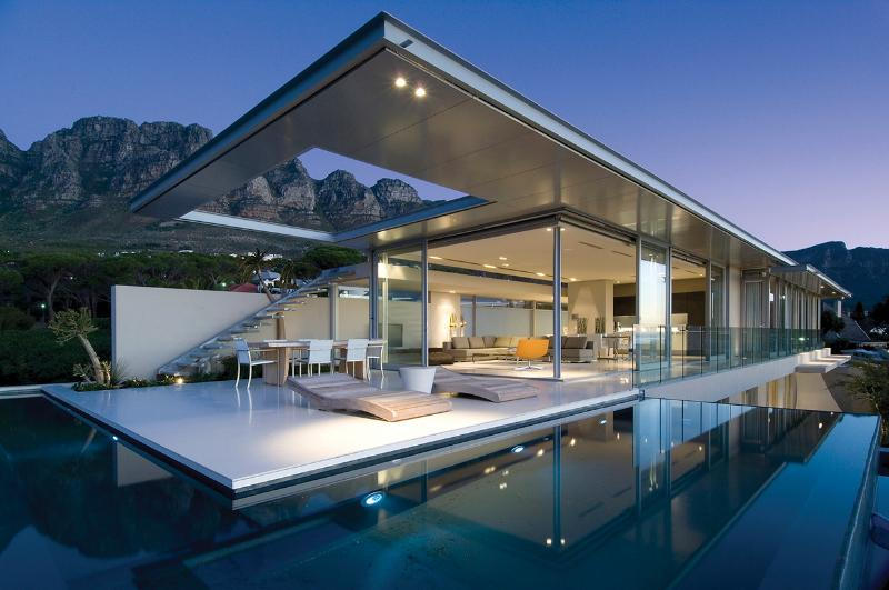 Architectural Masterpiece 5-Star Villa in Camps Bay - Image 1 - Camps Bay - rentals