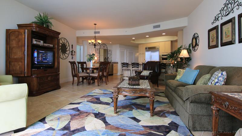 Huge 1620 Sq Ft Condo - CARIBE RESORT D-816  BEAUTIFUL VIEWS, GULF & BAY - Orange Beach - rentals