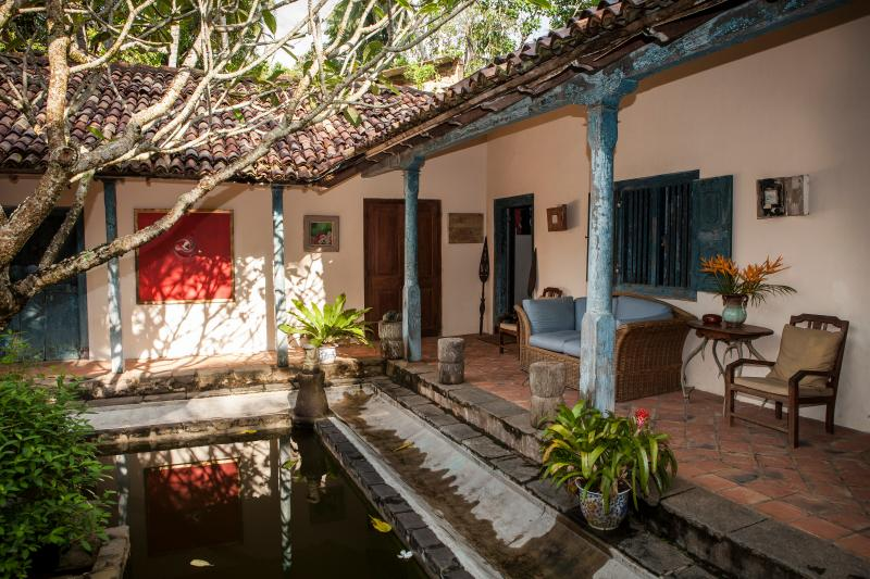 Hempel House. Colonial House in Galle - Image 1 - Galle - rentals
