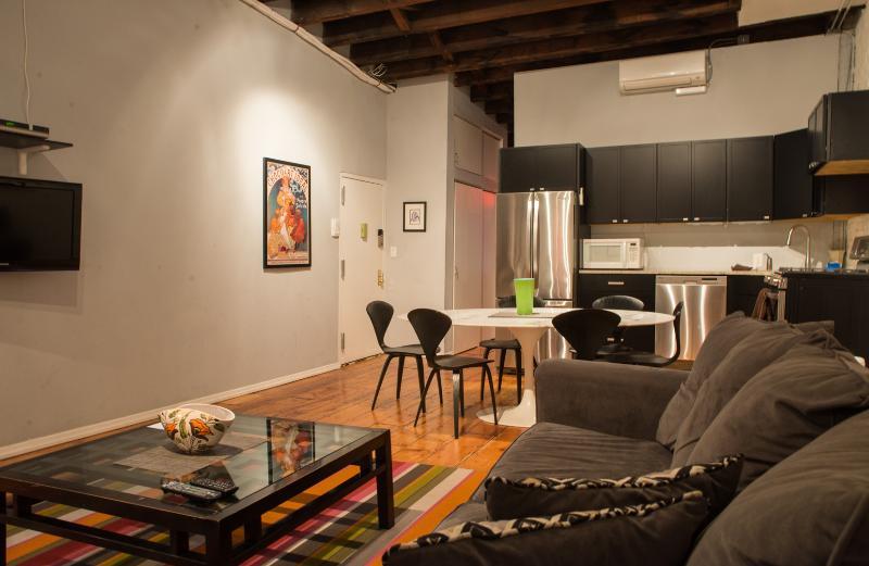BIG 6 Bedroom, 3 Bath Flatiron Chelsea Duplex Loft - Image 1 - New York City - rentals
