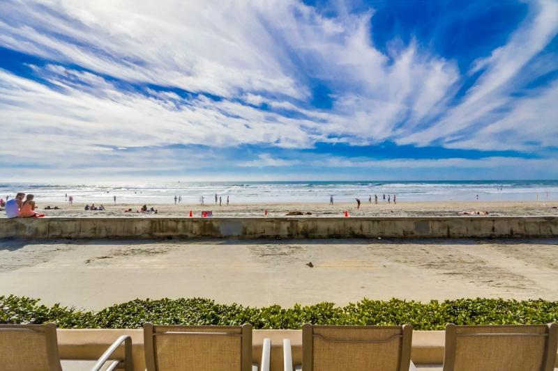 Wow! 4br+4ba *75' Ocean Frontage* - Image 1 - Pacific Beach - rentals