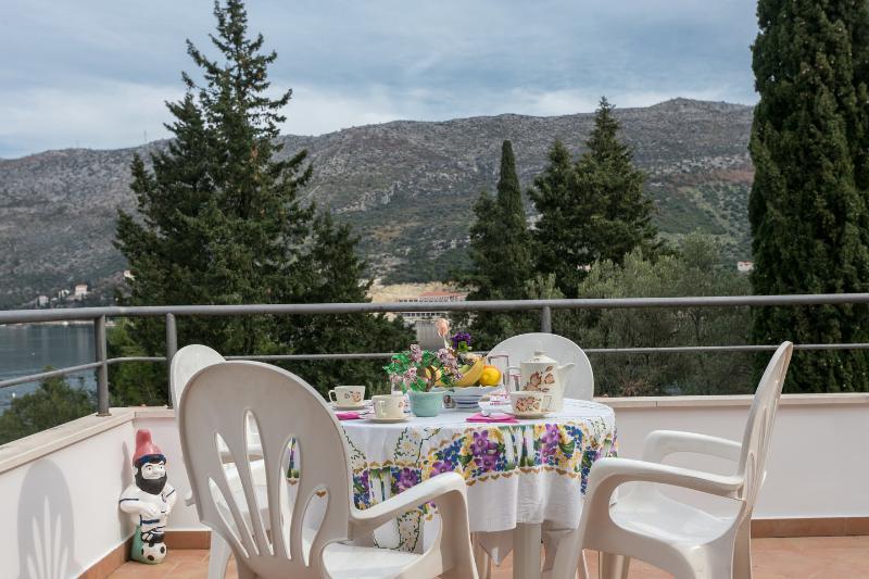 Terrace - Villa Tramonto - Zaton - rentals
