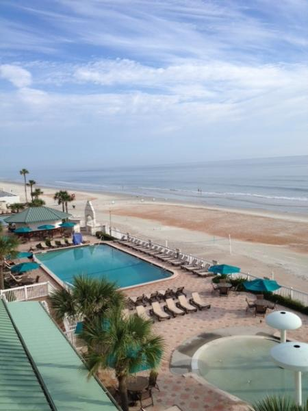 Daytona Beach Resort Ocean front one bedroom suite - Ocean Front one Bedroom Condo Great Rates - Daytona Beach - rentals