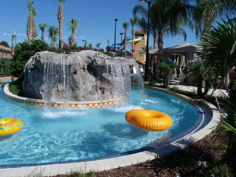 Waterpark Included & just 5 min to Disney, all new - Image 1 - Kissimmee - rentals