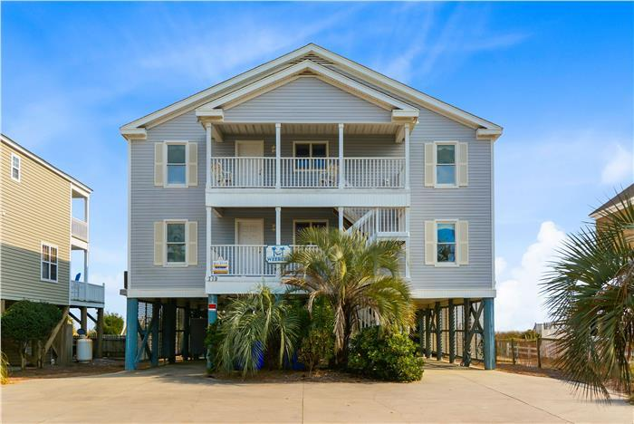 Weebee Down - Direct Ocean Front, Up to 20% Off - Image 1 - Surfside Beach - rentals