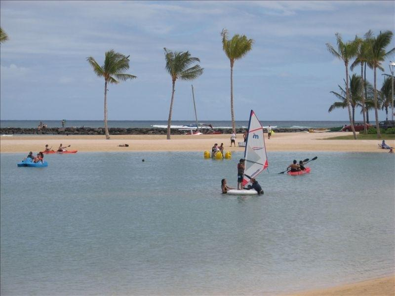 Oceanfront Ilikai on Waikiki Beach - Image 1 - Waikiki - rentals
