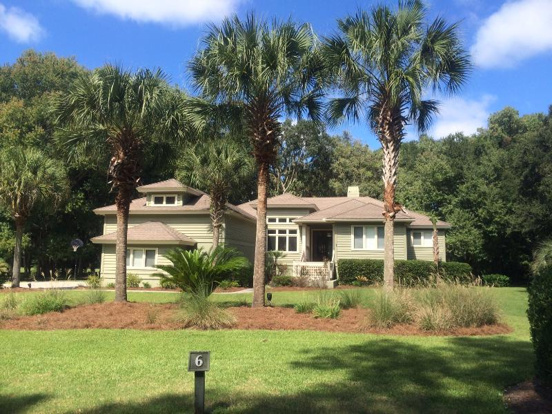 One of the largest lots in Shipyard! - A Standout...inside and out...that you will love! - Hilton Head - rentals