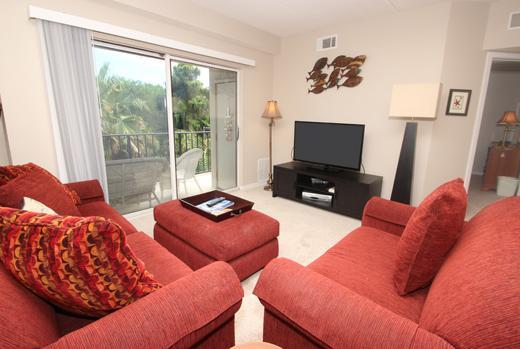 Forest Beach Villas, 304 - Image 1 - Hilton Head - rentals
