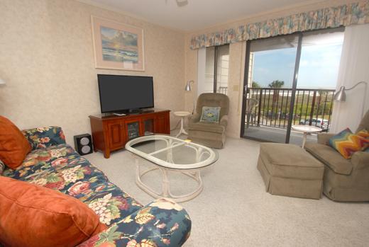 HH Beach & Tennis, 211AR - Image 1 - Palmetto Dunes - rentals