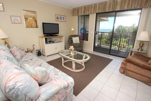 HH Beach & Tennis, 421AR - Image 1 - Hilton Head - rentals