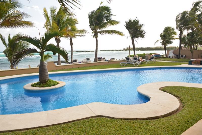 "Quinta Del Sol Pools - Puerto Aventuras Quinta del Sol 117 ""Casa Jardín"" - Puerto Aventuras - rentals"