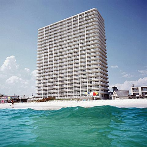 Built in 2006 on sugar white sand - Oceanfront Master BR! K&Q Beds! Great Fall Deals! - Panama City Beach - rentals