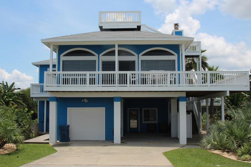 Ocean Front Home with Private Pool - Image 1 - New Smyrna Beach - rentals